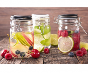 DIY HOMEMADE DETOX WATER FOR CLEAR SKIN