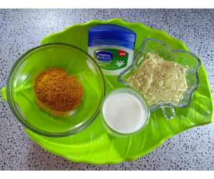 REMOVE UNWANTED HAIR WITH VASELINE.