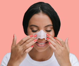 DIY SKINCARE MASK FOR WHITEHEADS