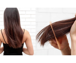 DIY HAIR CARE MASK FOR SPLIT ENDS