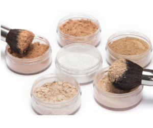 DIY ORGANIC LOOSE POWDER FOR NEUTRAL SKIN