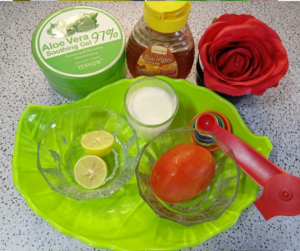 2-INGREDIENT MASK FOR CLEAN SKIN, BLACKHEADS, AND REDUCING OIL IN SKIN