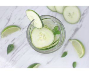 CUCUMBER TONER FOR SKIN SOFTENING